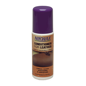 VAUDE Nikwax Conditioner for Leather uitrustingsonderhoud 125ml